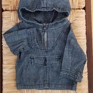 OshKosh B'gosh Infant Jean Jacket